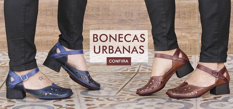 Sapatos Boneca