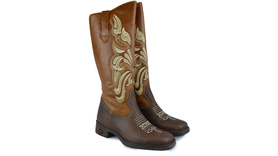 Bota Vilela Boots Texana Feminina