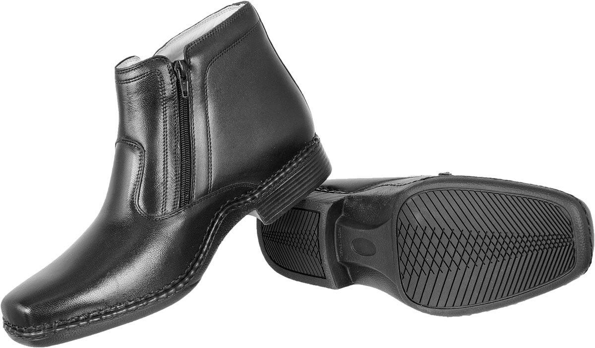 5000f2d7e97ee Botinas masculinas são calçados resistentes e fundamentais para não passar  perrengue nos dias mais frios ou chuvosos. As Botinas feitas em couro são  ...
