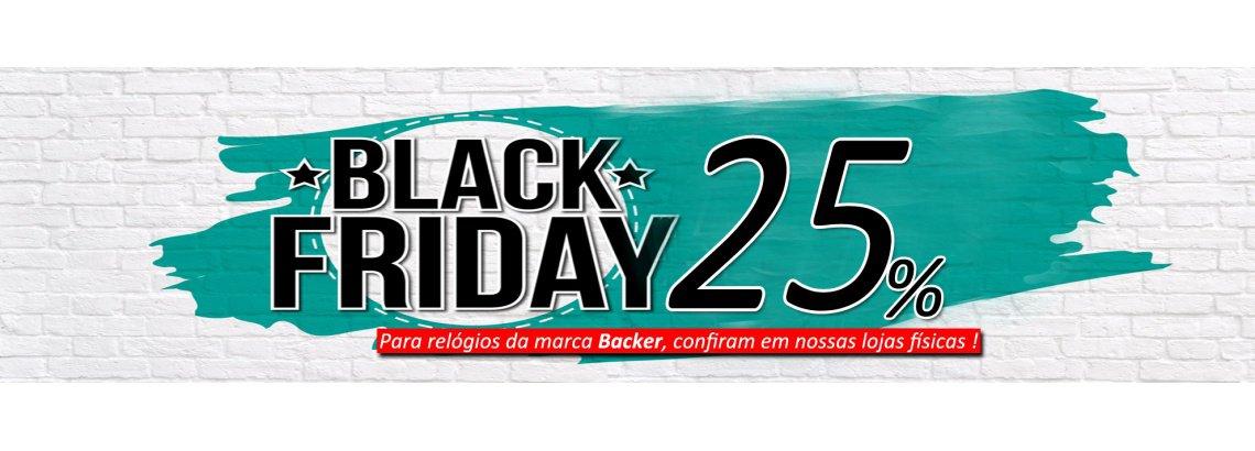 Black Friday - Backer