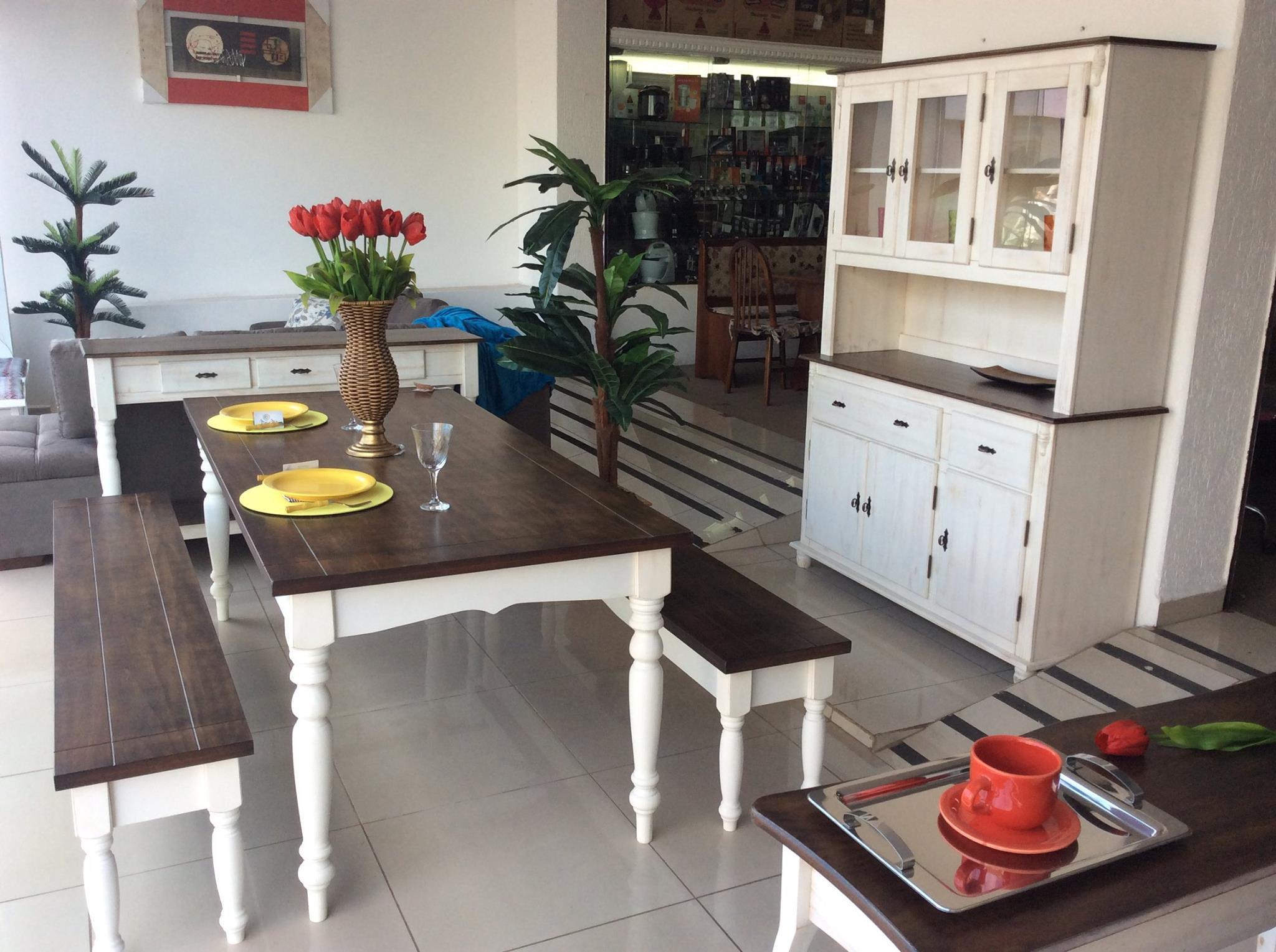 Cozinha Completa Em Madeira Leia A Descri O E Monte Sua Decora O