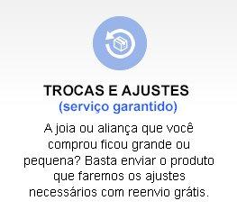 TROCAS E AJUSTES