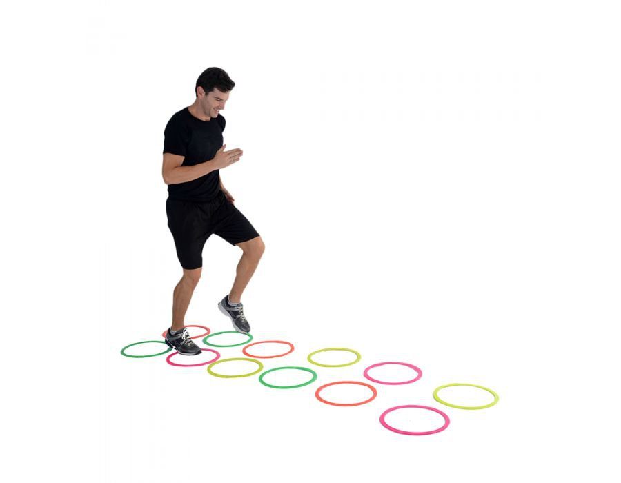 Roda para Exercício Abdominal