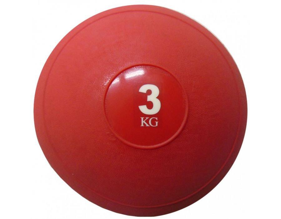 Medicine Ball de 3kg Sem Kick