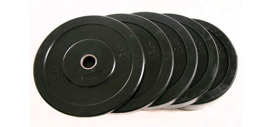 Anilhas Olímpicas - 200KG