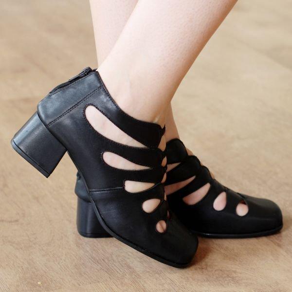 ab10c75ec1 Sapato Retro Feminino Boneca