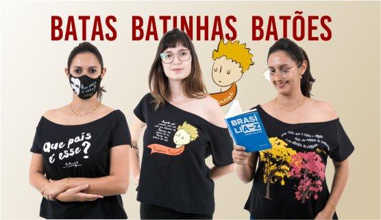 BATAS BATINHAS BATÕES